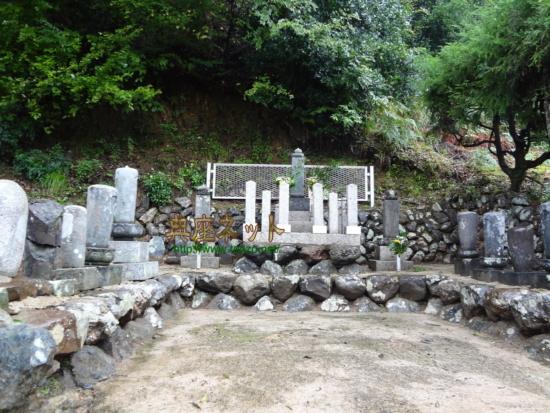 面山禅師墓所