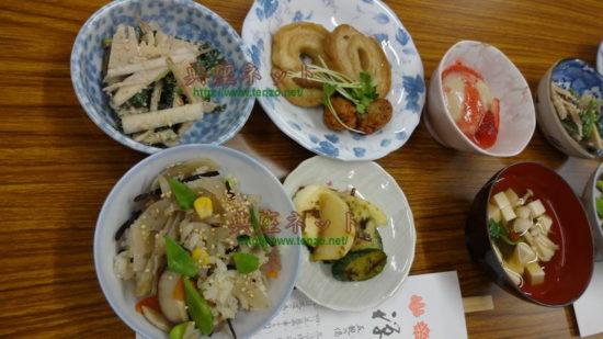 寺族精進料理研修