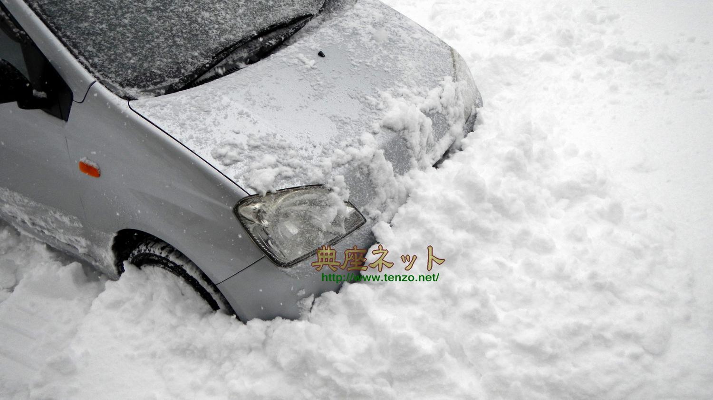 今年もまた大雪