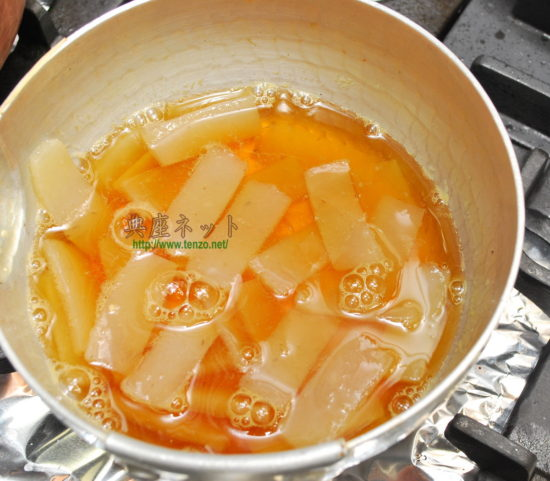 精進料理の基本_胡麻和合手順レシピ