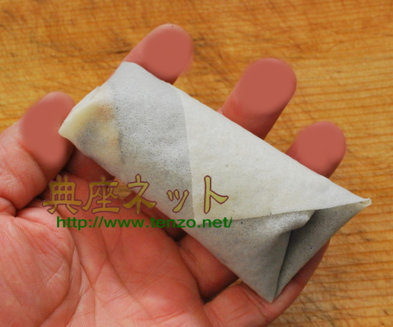トロロ納豆の春巻天麩羅
