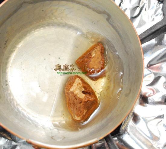 手作りわらび餅_精進料理レシピ