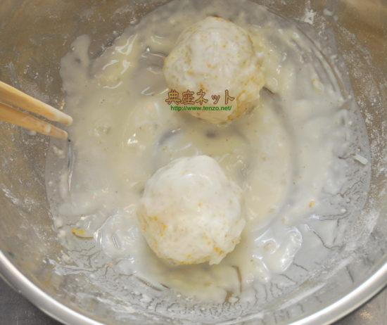 揚げライスボール_2500年前お釈迦様時代の料理再現