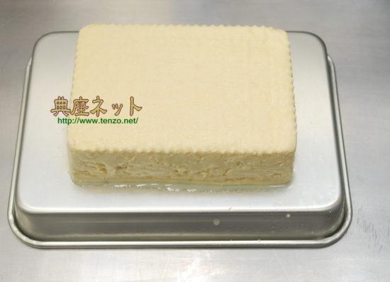 豆腐の水抜き