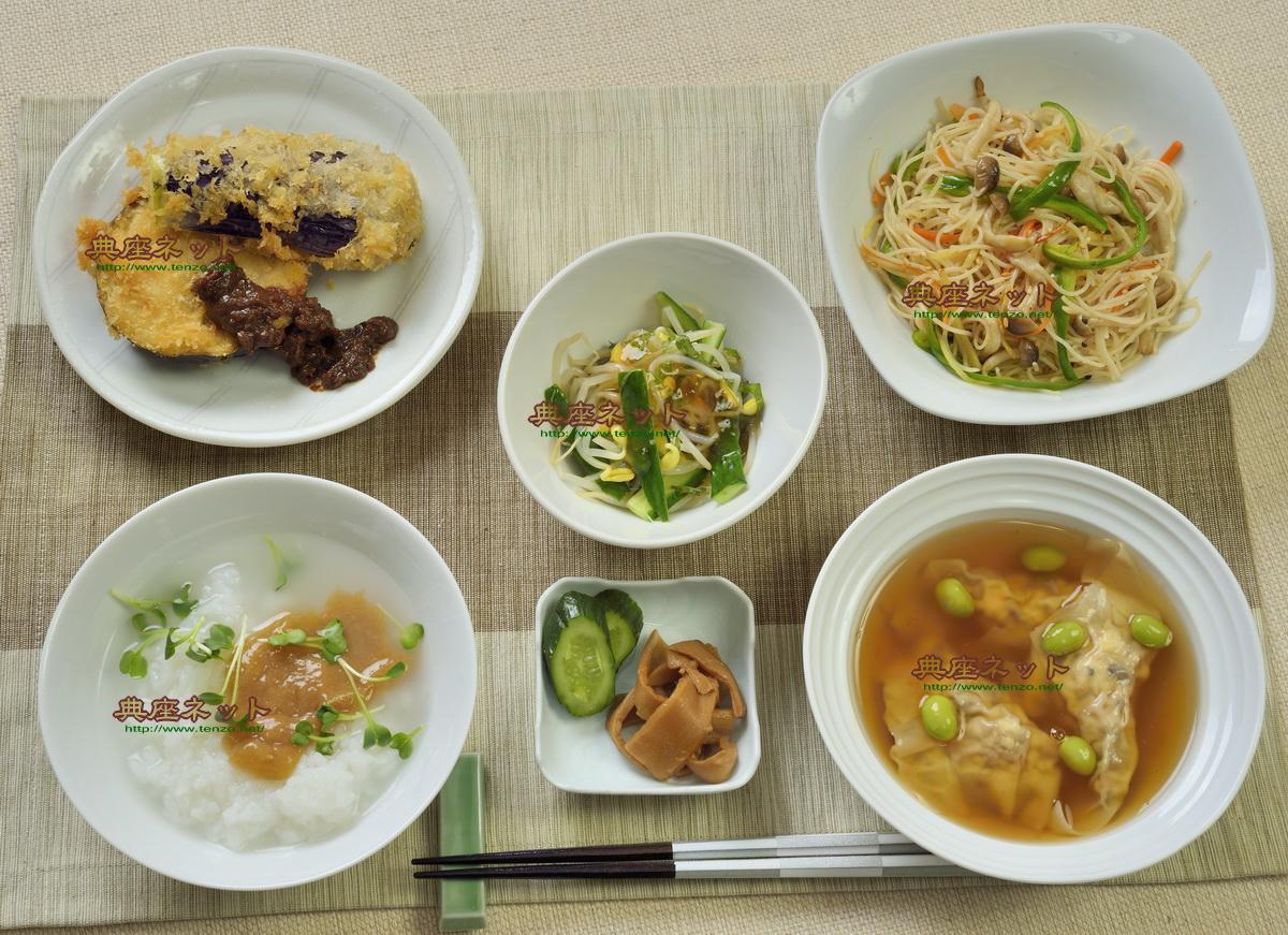 中華風精進料理