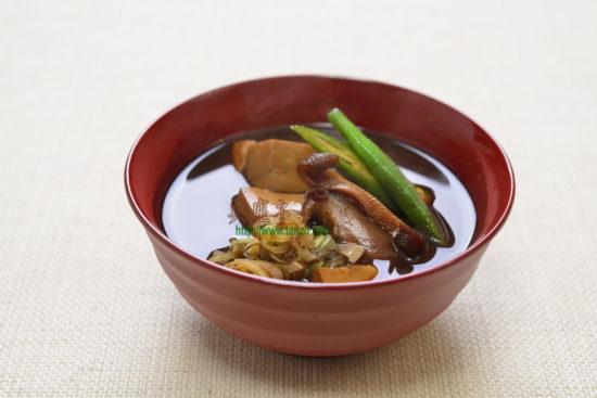 豆腐の八丁みそ汁