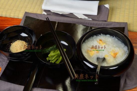 餅粥_精進料理_応量器