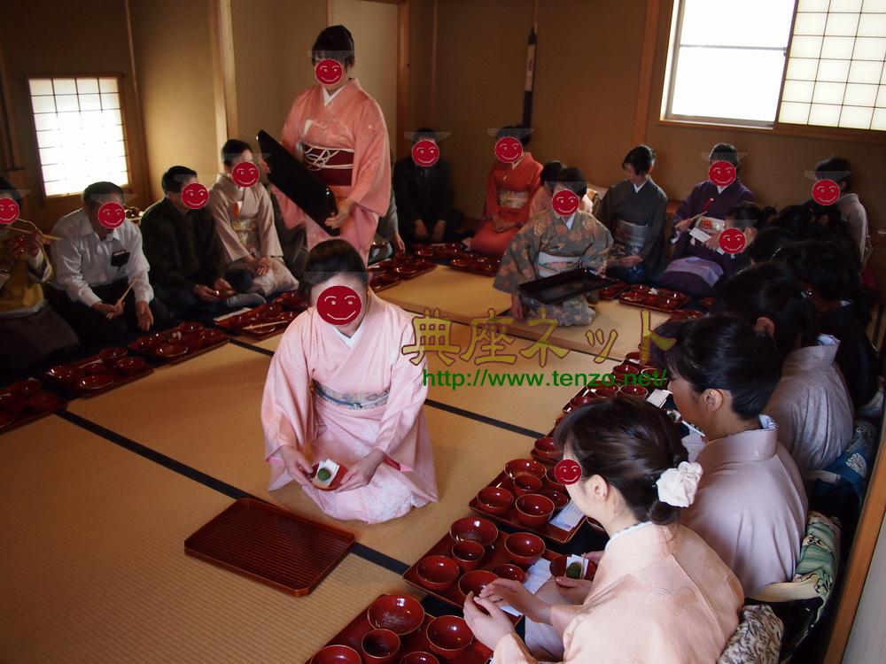 かまくら香風会_精進料理と茶道